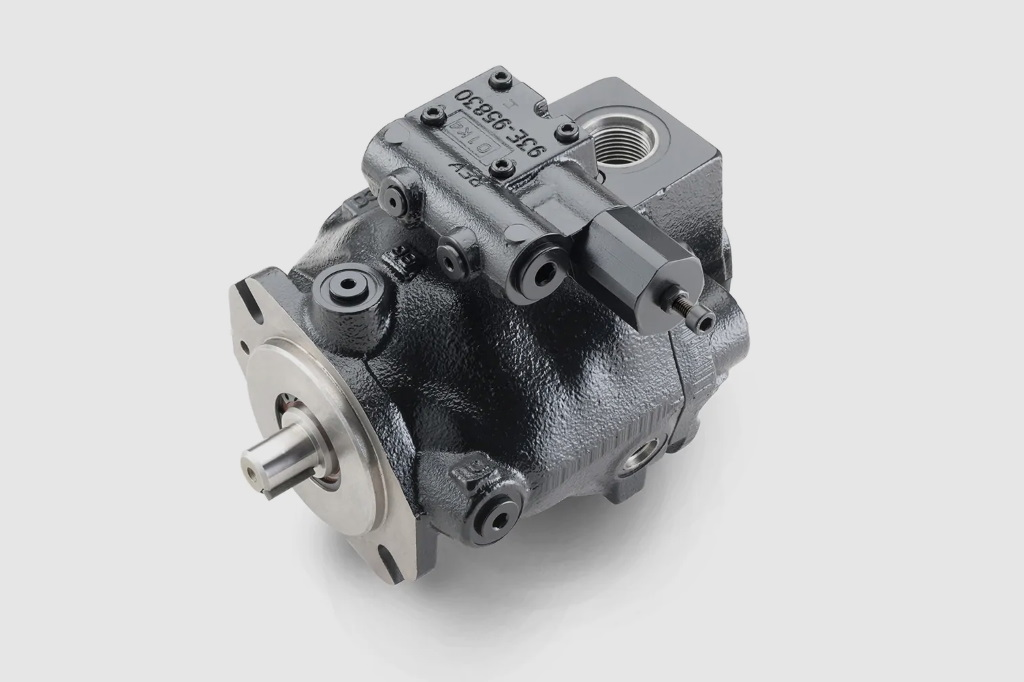 P1 Series Piston pumps